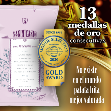 Gold Award Monde Selection 2018